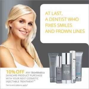 10% off SkinMedica